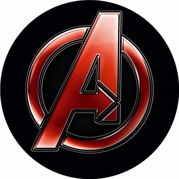 avengers sticker car stickersmag. Black Bedroom Furniture Sets. Home Design Ideas