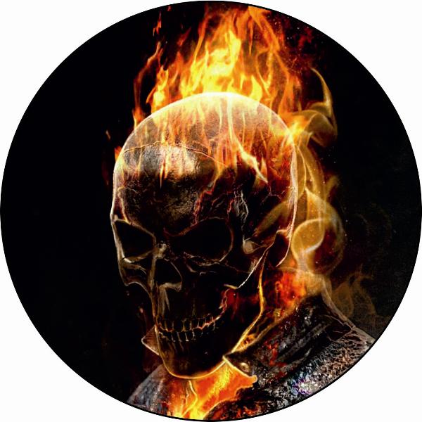 Ghost Rider Sticker Car Stickersmag