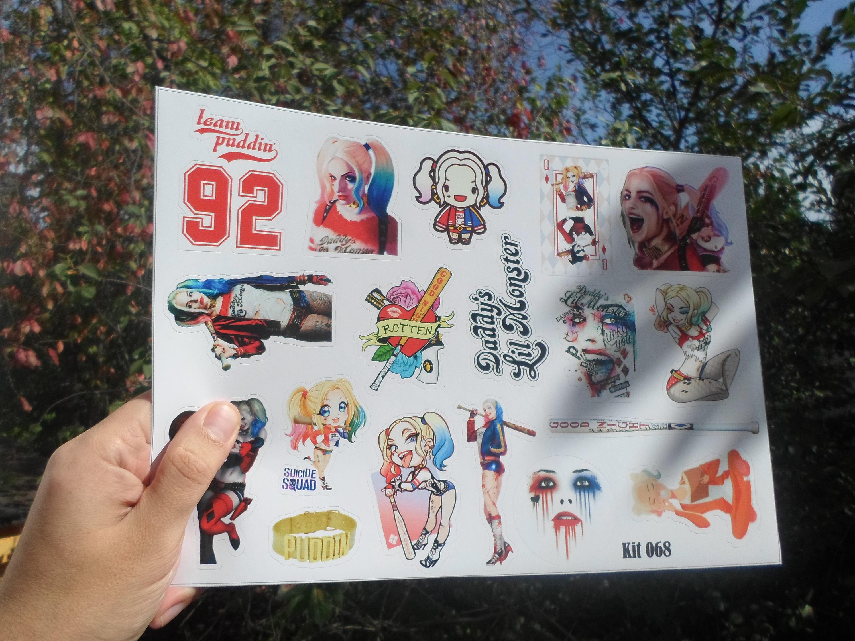 Harley Quinn Suicide Squad – StickersMag