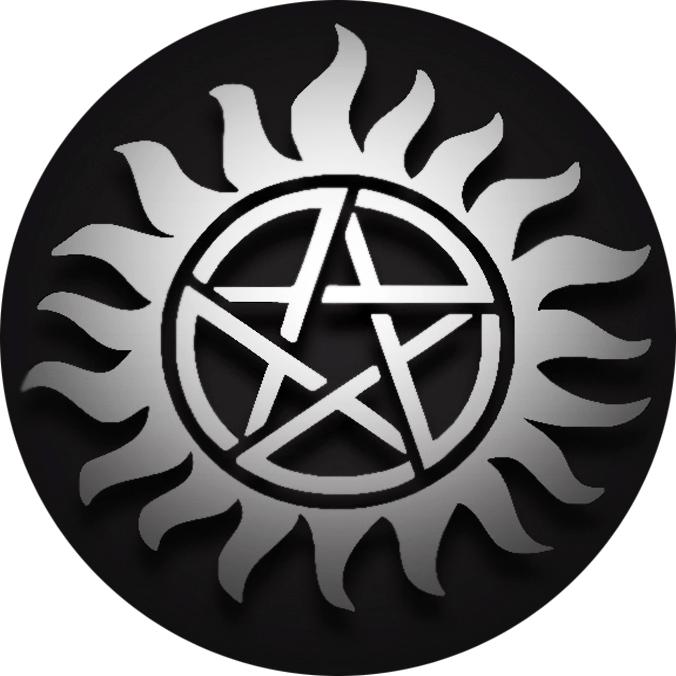 Supernatural Tattoo Sticker car | StickersMag