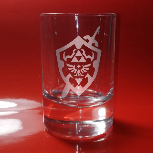 Shot Glasses Legend of Zelda