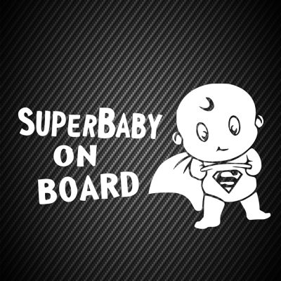 Super baby on board 2