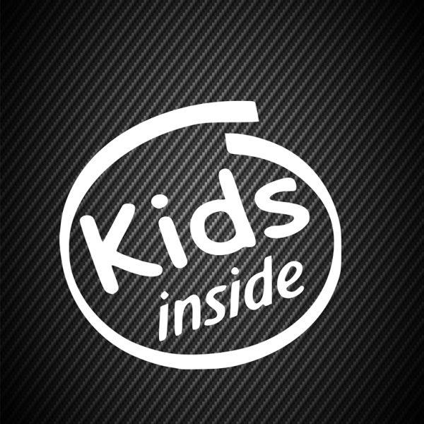 Kids inside