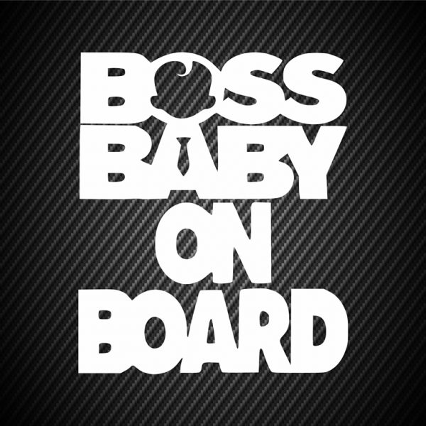 Boss baby on board